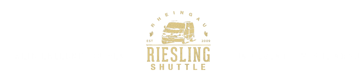 Riesling Shuttle Logo mit Events deut